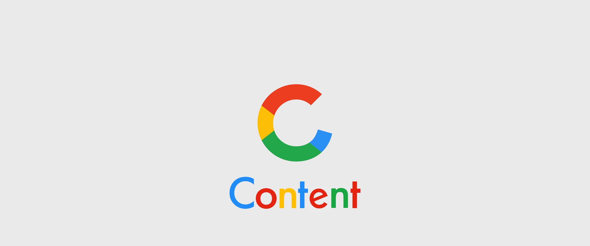 Content is key to Google rankings